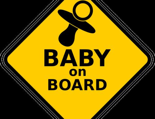 Ezért ne altasd a gyermekedet autósülésben!